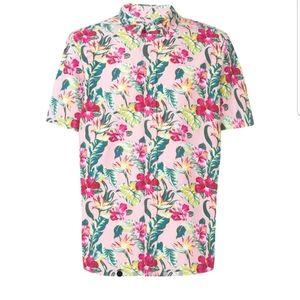 Ralph Lauren Floral Button Down